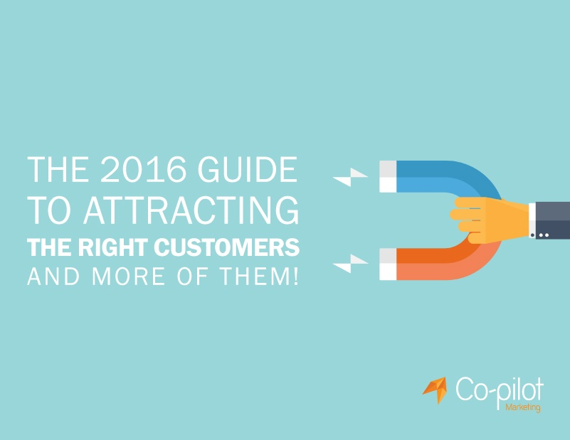 Lead Generation Company Resource - 2016 Guide To Attracting More Customers